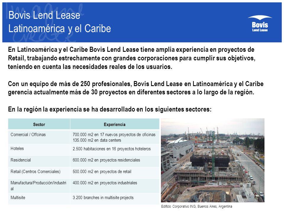 Bovis Lend Lease Latinoamérica y el Caribe