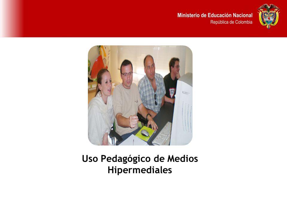 Uso Pedagógico de Medios Hipermediales