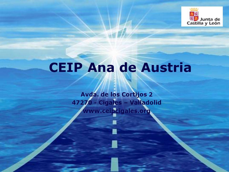 CEIP Ana de Austria Avda. de los Cortijos 2