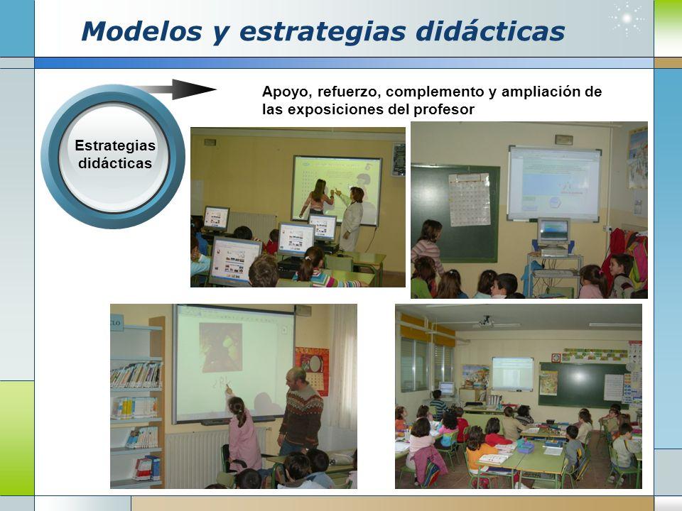 Modelos y estrategias didácticas