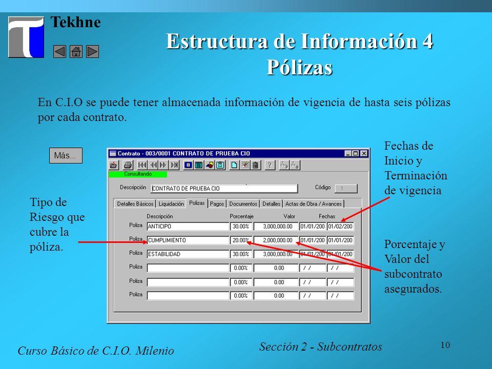 Estructura de Información 4