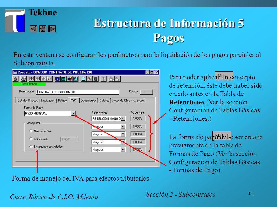 Estructura de Información 5