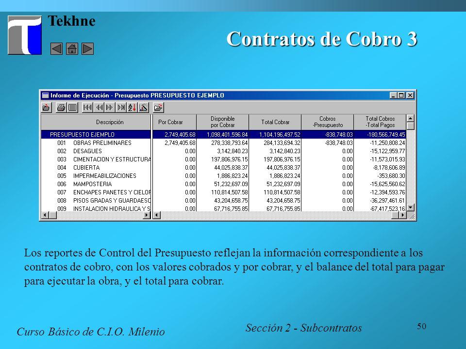 Contratos de Cobro 3 Tekhne