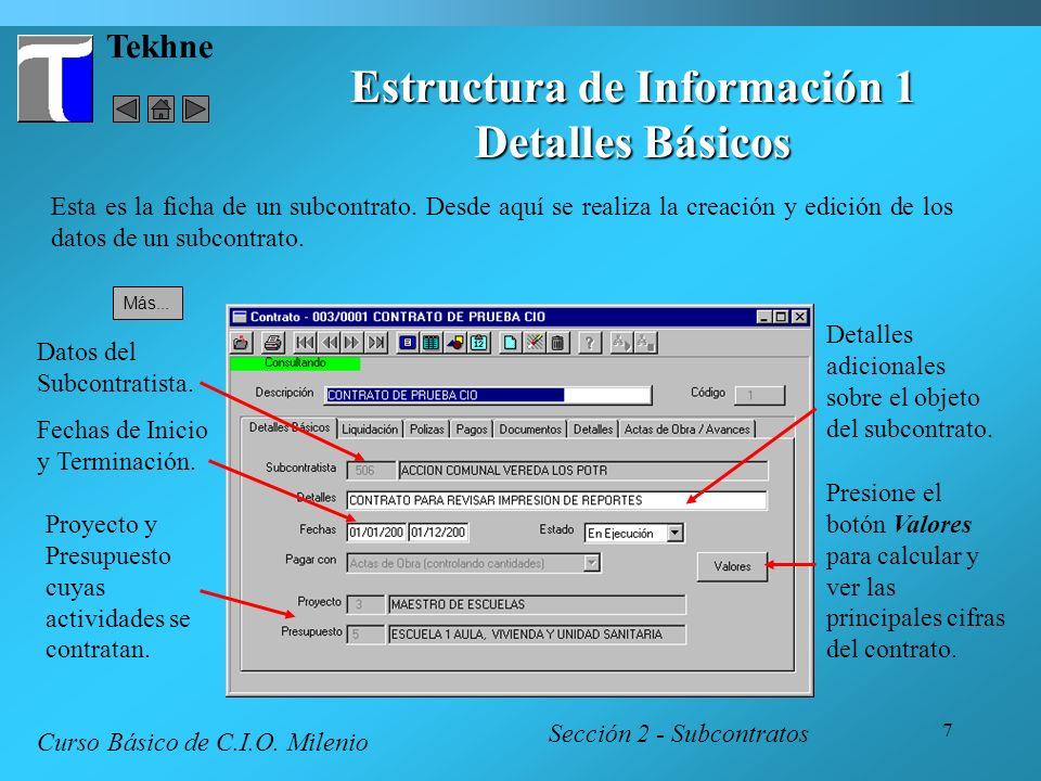 Estructura de Información 1