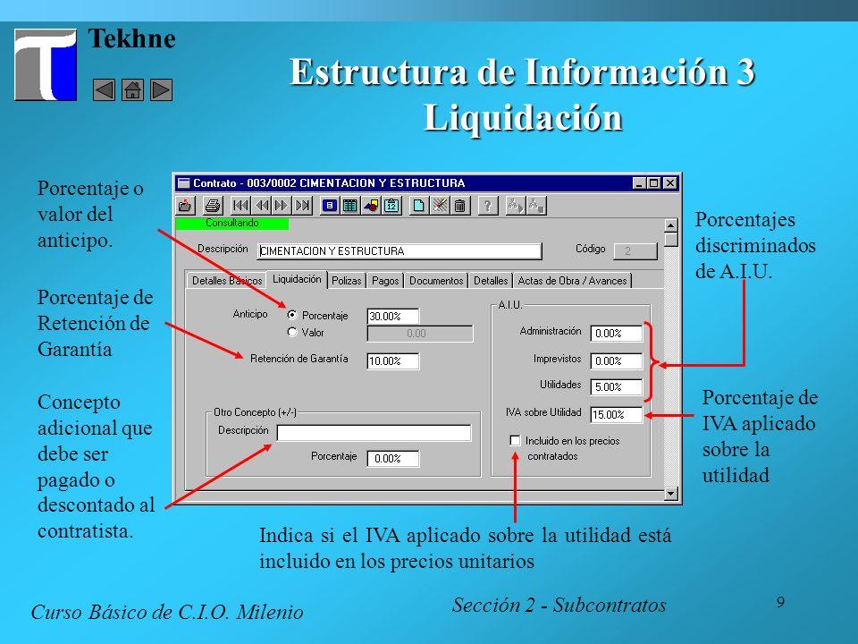 Estructura de Información 3