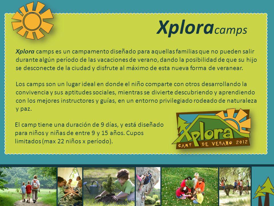 Xploracamps