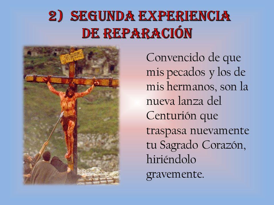 2) SEGUNDA EXPERIENCIA DE REPARACIÓN