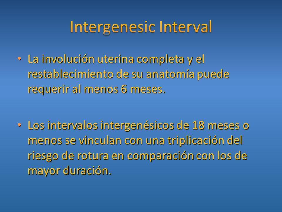 Intergenesic Interval