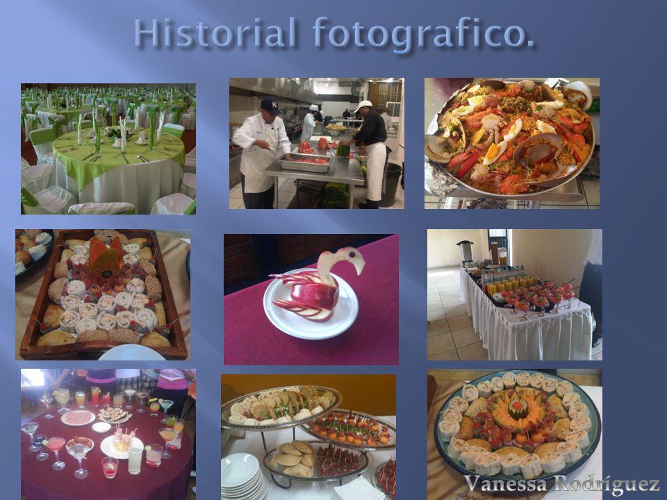Historial fotografico.