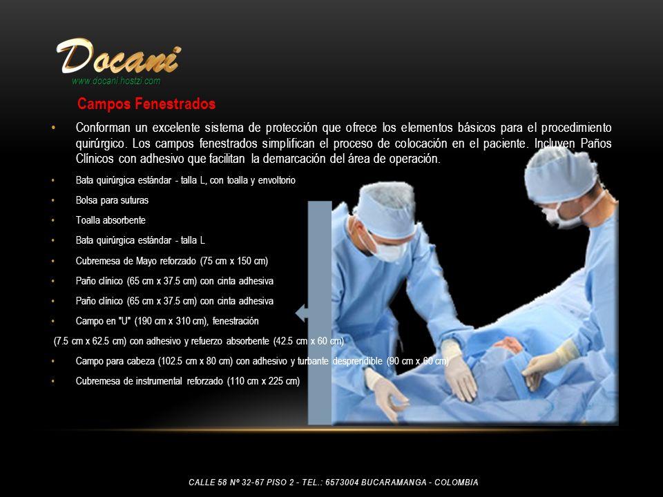 www.docani.hostzi.com Campos Fenestrados.