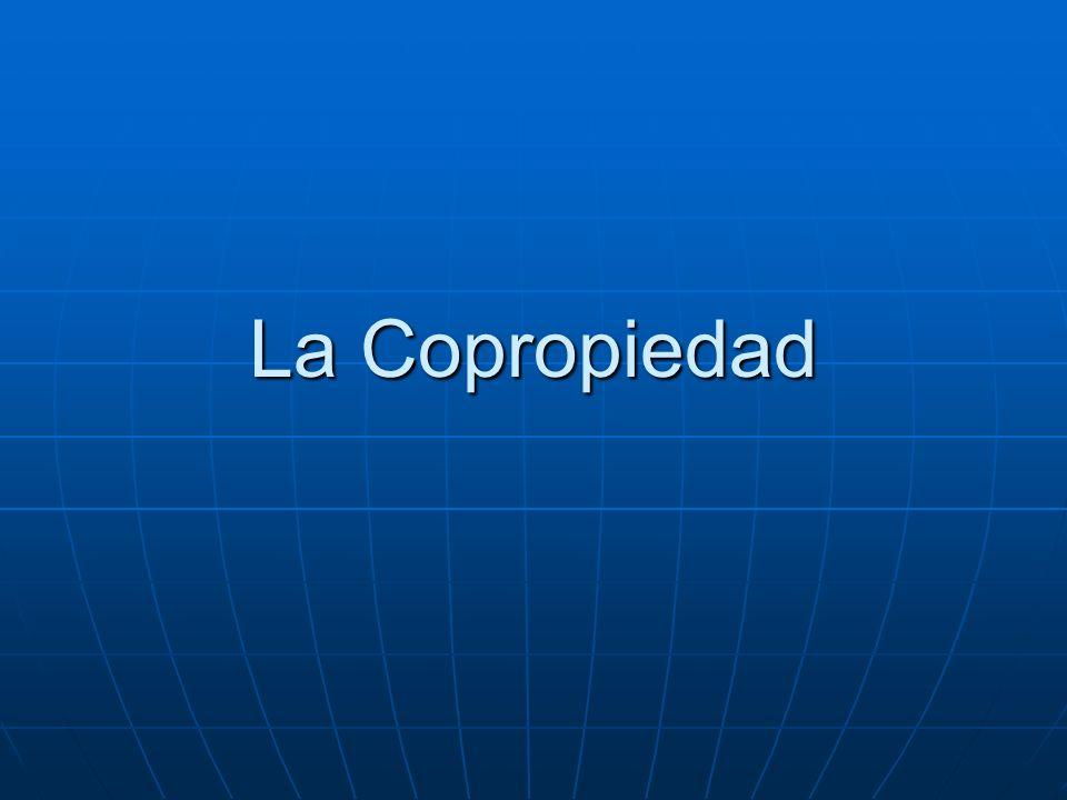 La Copropiedad