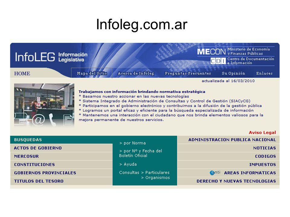 Infoleg.com.ar