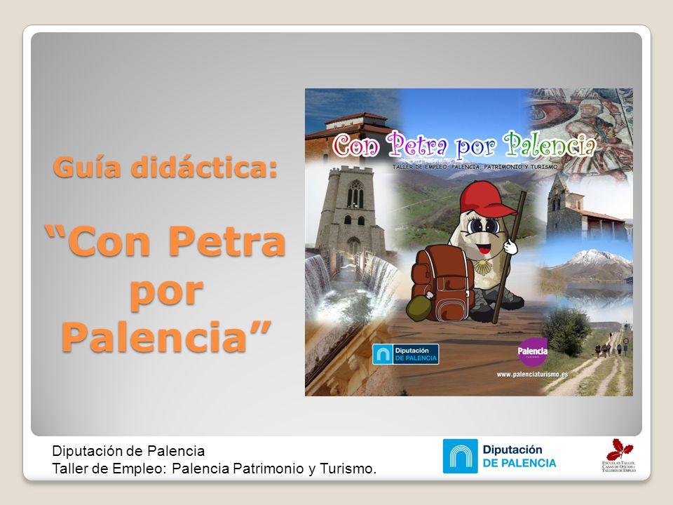 Guía didáctica: Con Petra por Palencia