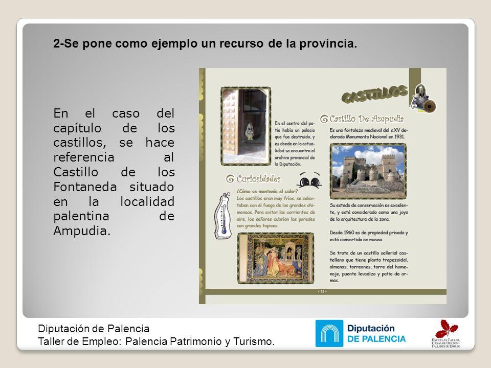 2-Se pone como ejemplo un recurso de la provincia.