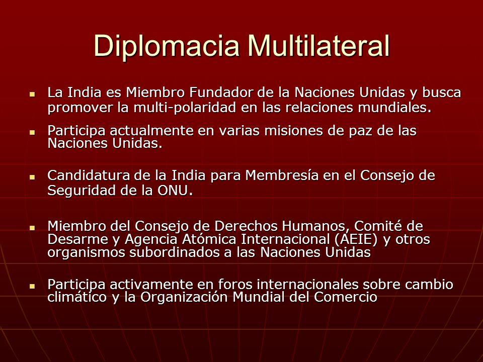 Diplomacia Multilateral