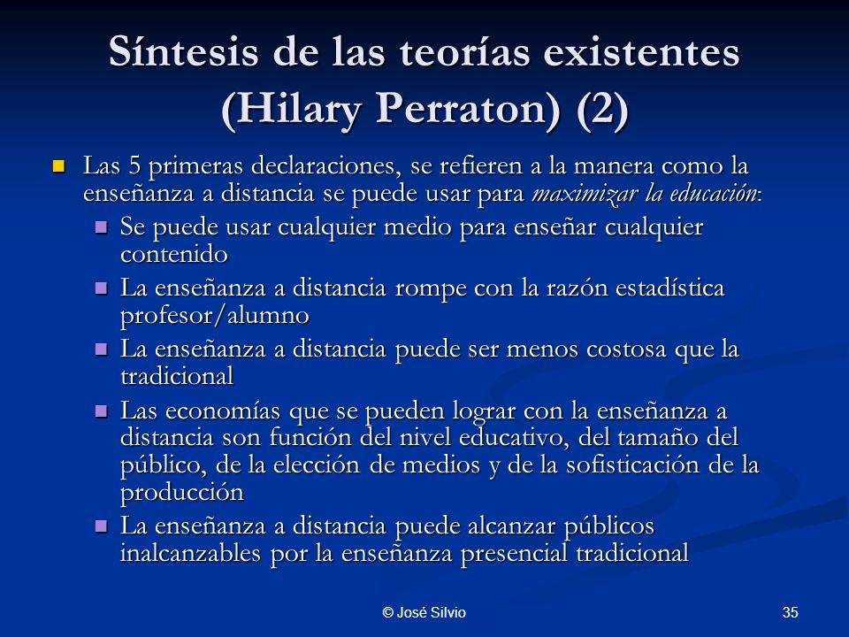 Síntesis de las teorías existentes (Hilary Perraton) (2)