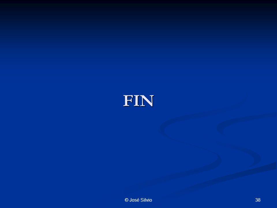FIN © José Silvio