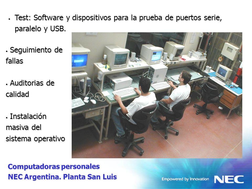 Instalación masiva del sistema operativo