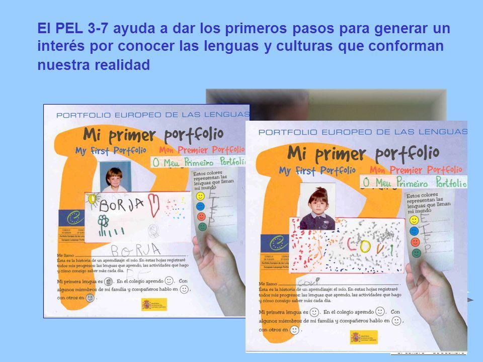 El PEL 3-7 ayuda a dar los primeros pasos para generar un interés por conocer las lenguas y culturas que conforman nuestra realidad