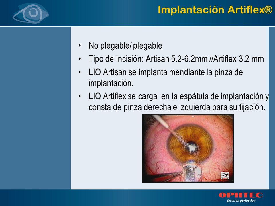 Implantación Artiflex®