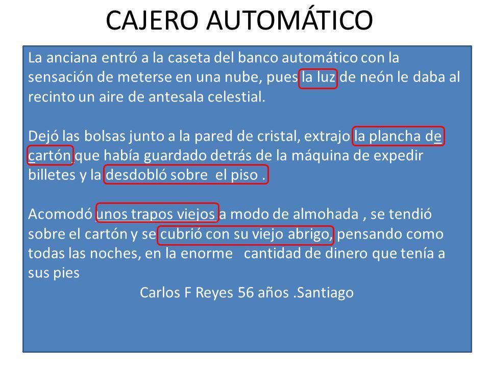 Carlos F Reyes 56 años .Santiago