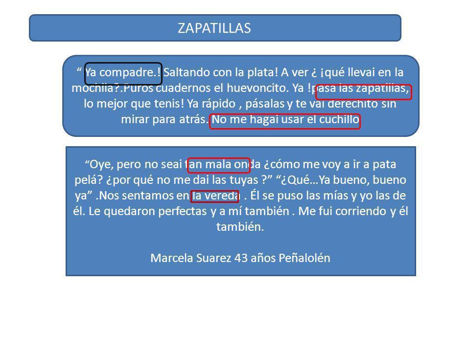 Marcela Suarez 43 años Peñalolén