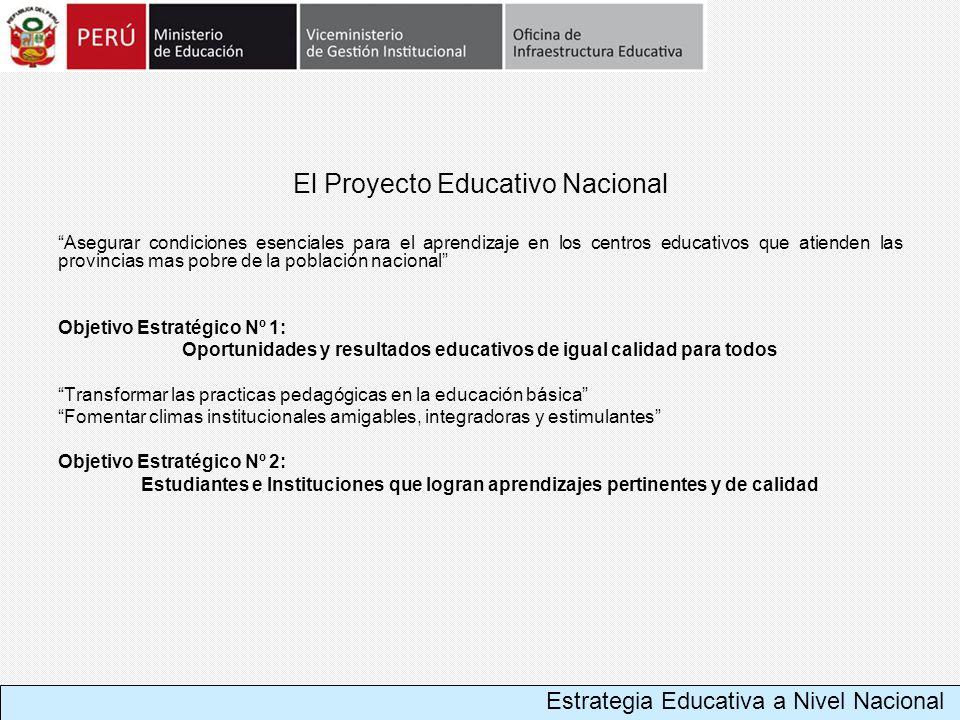 Oportunidades y resultados educativos de igual calidad para todos