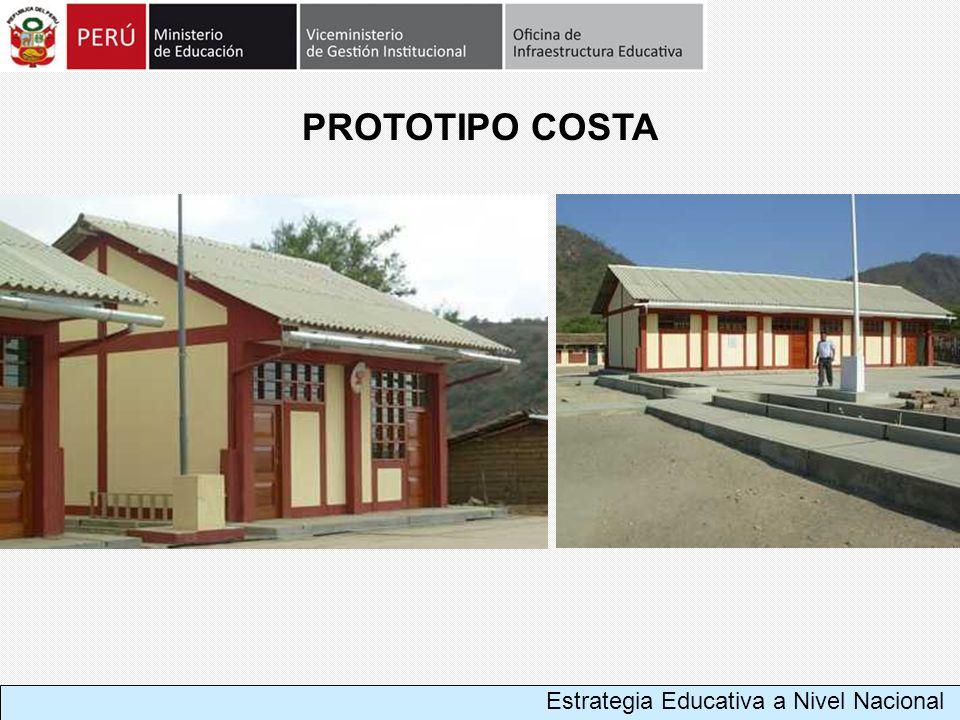 PROTOTIPO COSTA Estrategia Educativa a Nivel Nacional