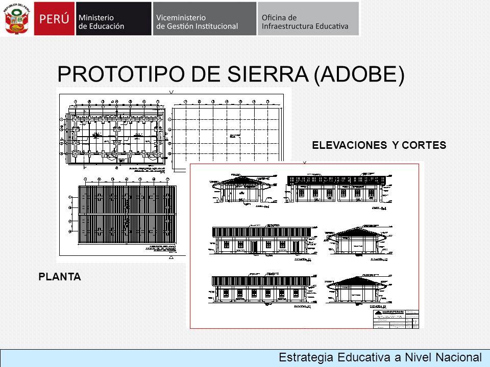 PROTOTIPO DE SIERRA (ADOBE)