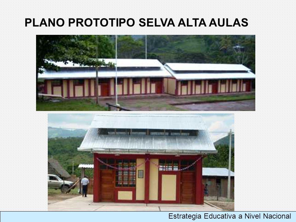 PLANO PROTOTIPO SELVA ALTA AULAS