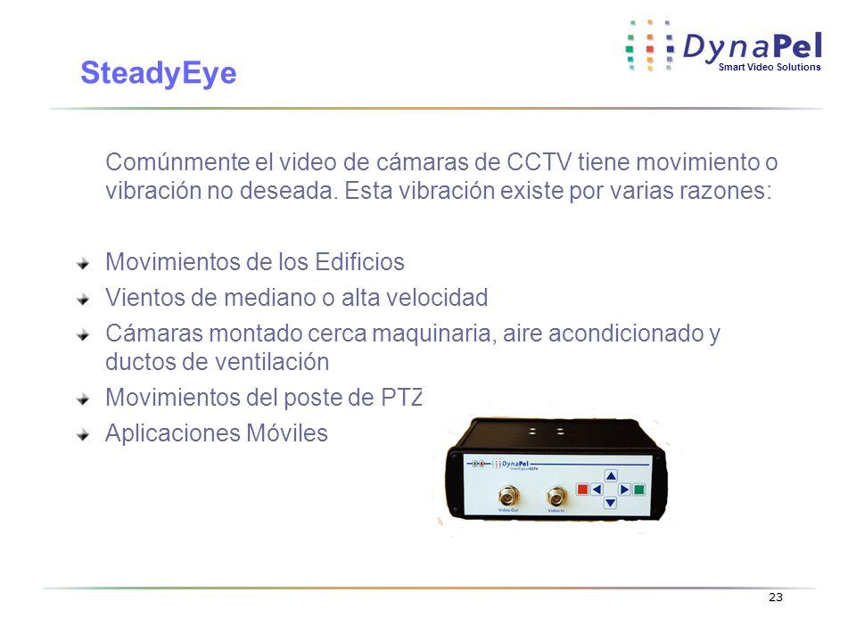 Dynapel Inc.3/24/2017. SteadyEye.