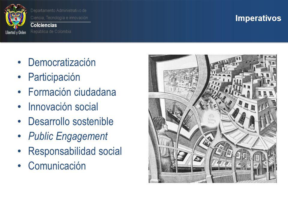 Desarrollo sostenible Public Engagement Responsabilidad social