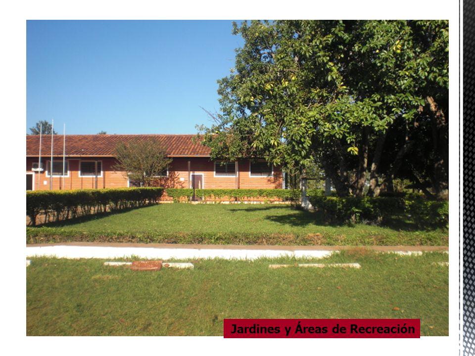 Jardines y Áreas de Recreación