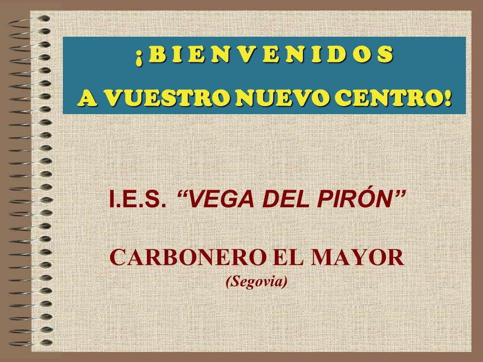 I.E.S. VEGA DEL PIRÓN CARBONERO EL MAYOR (Segovia)