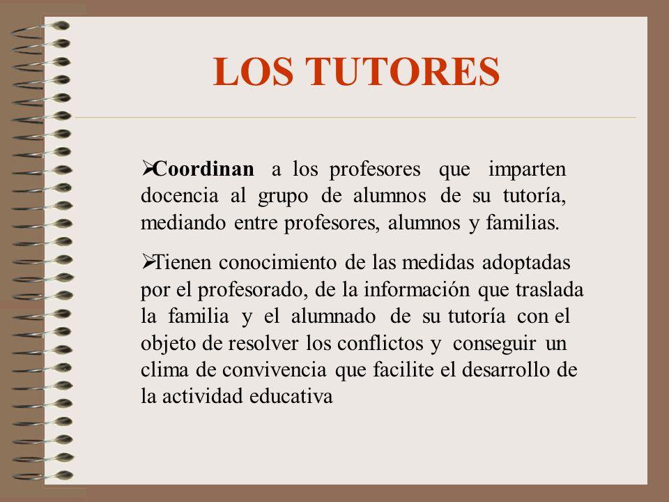 LOS TUTORES