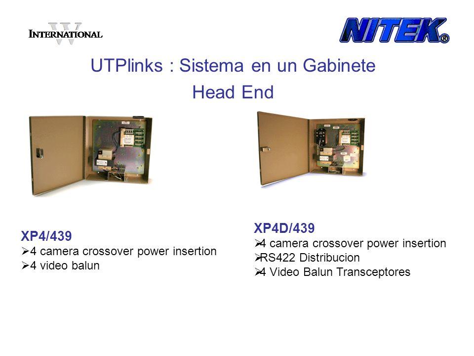 UTPlinks : Sistema en un Gabinete