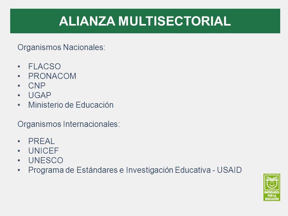 ALIANZA MULTISECTORIAL