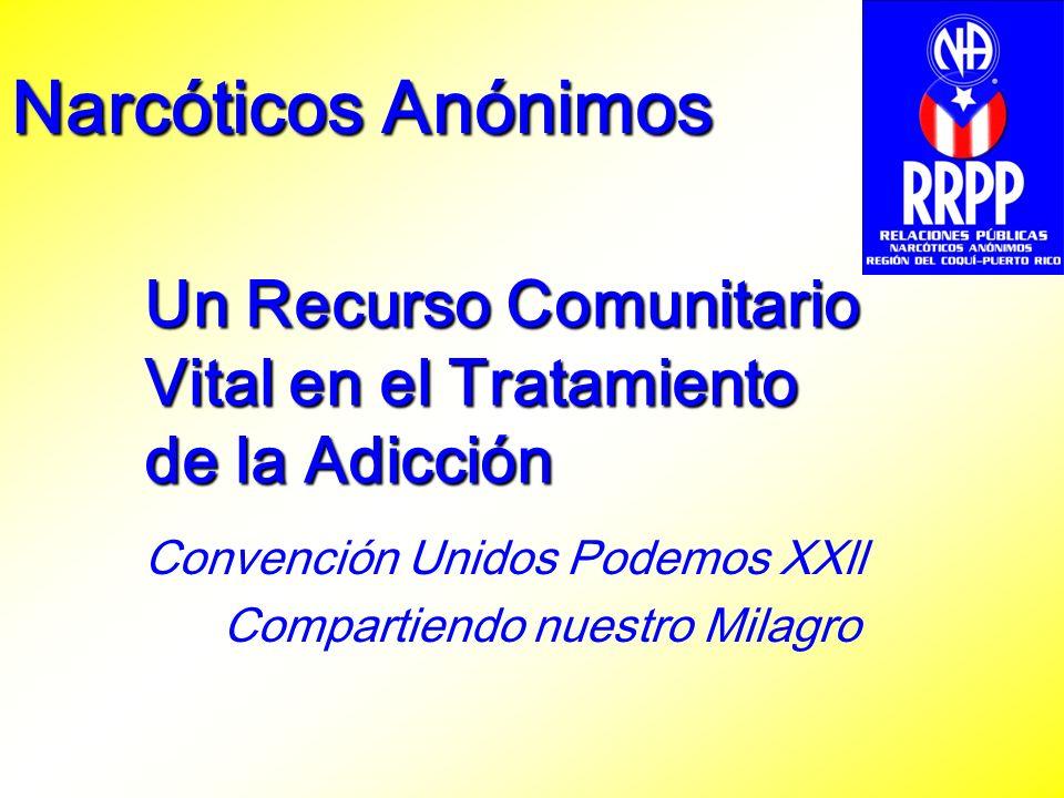 Un Recurso Comunitario Vital en el Tratamiento de la Adicción