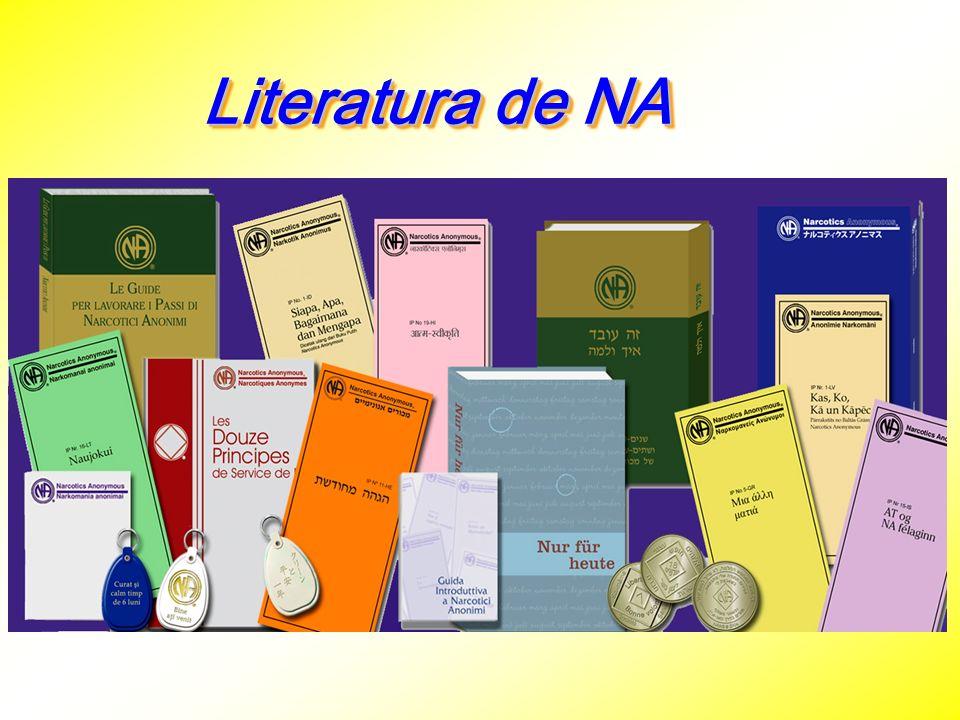 Literatura de NA
