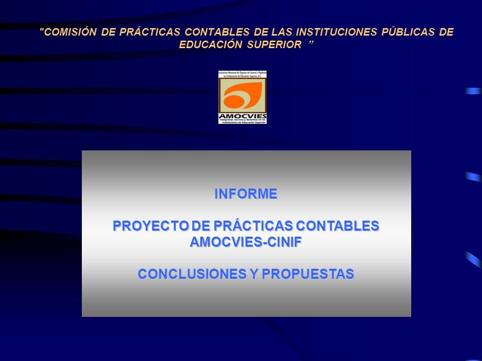 PROYECTO DE PRÁCTICAS CONTABLES AMOCVIES-CINIF