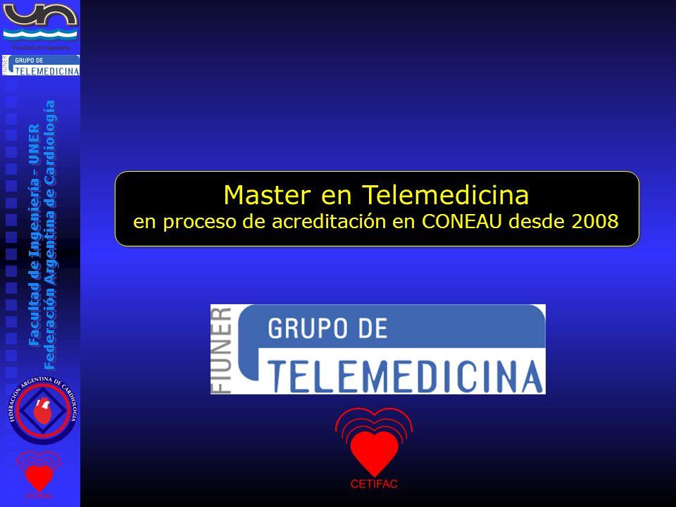 Master en Telemedicina