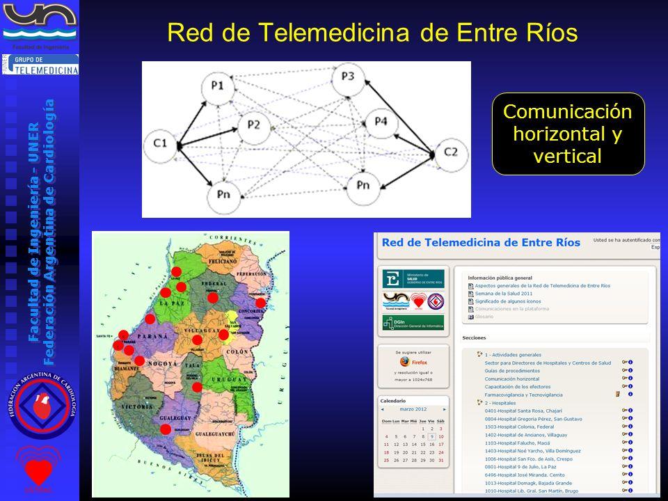 Red de Telemedicina de Entre Ríos