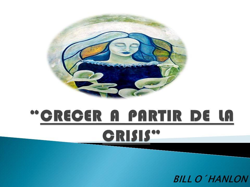 CRECER A PARTIR DE LA CRISIS