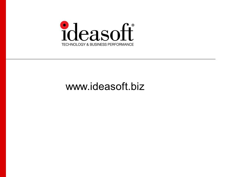 www.ideasoft.biz