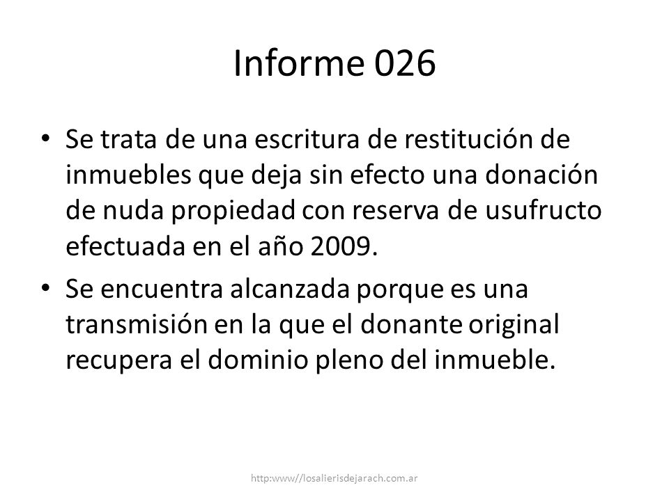 Informe 026