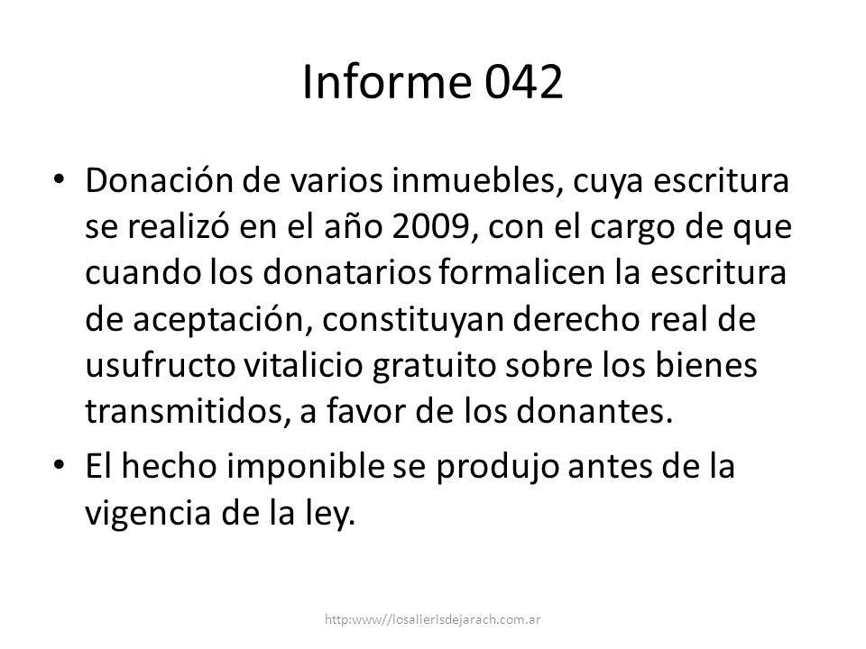 Informe 042