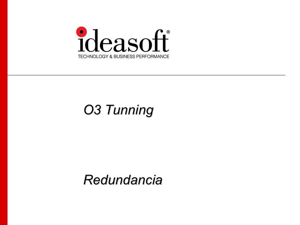 O3 Tunning Redundancia