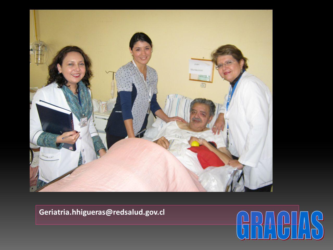 Geriatria.hhigueras@redsalud.gov.cl GRACIAS