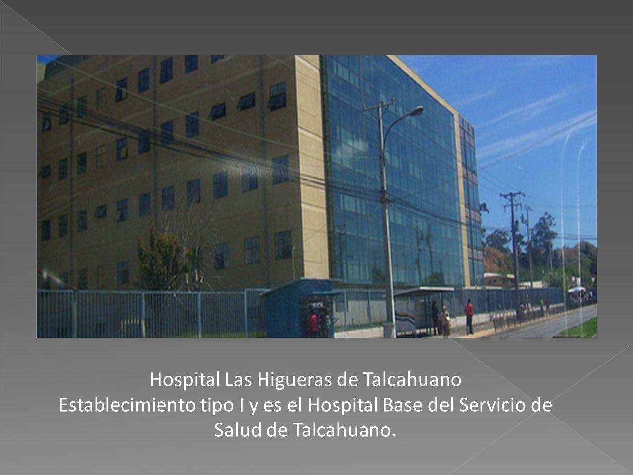 Hospital Las Higueras de Talcahuano
