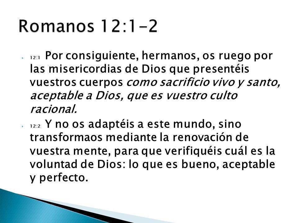Romanos 12:1-2